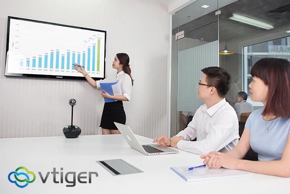 Dịch vụ triển khai Phần mềm Vtiger CRM Việt Nam